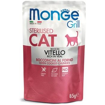 Monge Cat Grill sos Teletina za sterilisane mačke 85g