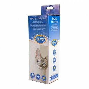 Duvo+ Balkonska sigurnosna mrežica za mačke 400X300cm
