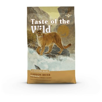 Hrana za mačke Taste of the Wild Cat - Canyon River Feline 2kg