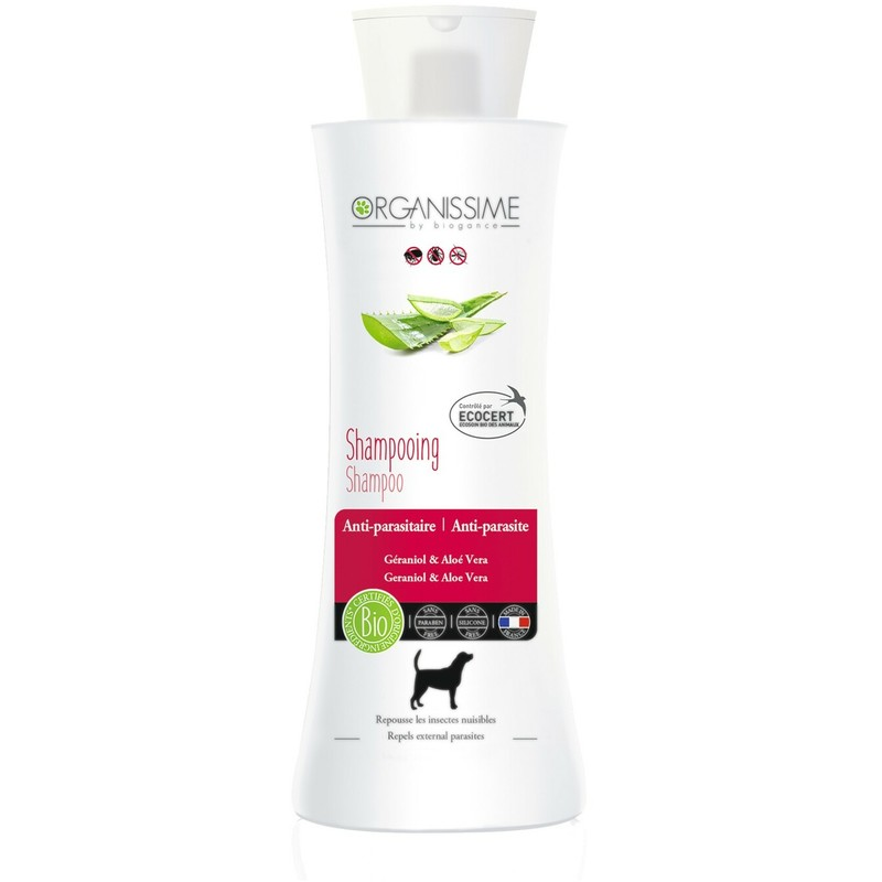Biogance Antiparazitski šampon Organissime Anti parasite šampon 250ml