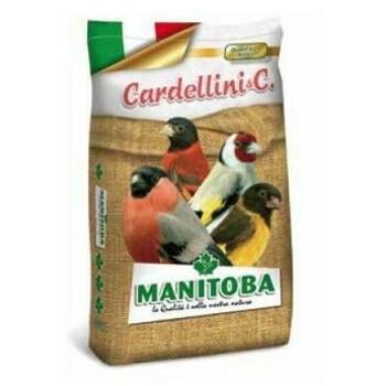 Manitoba Cardelino extra - Hrana za divlje ptice (štiglići, ptice pevačice) 15kg
