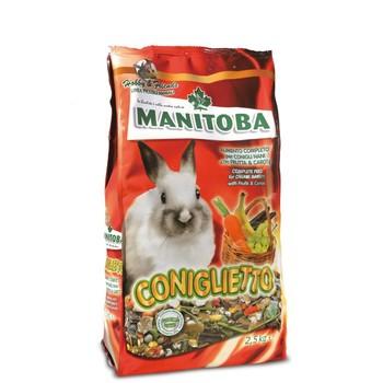 Manitoba Coniglietto - hrana za zečeve 1kg