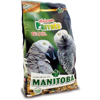 Manitoba African parrots - Hrana za afričke papagaje 15kg