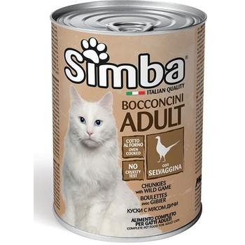 Simba konzerva za mačke Divljač 415g