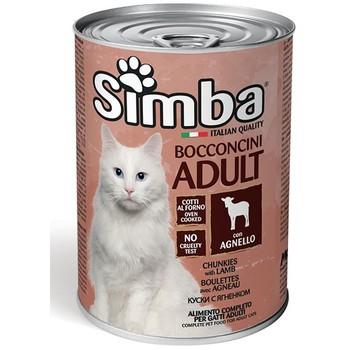 Simba konzerva za mačke jagnjetina 415g